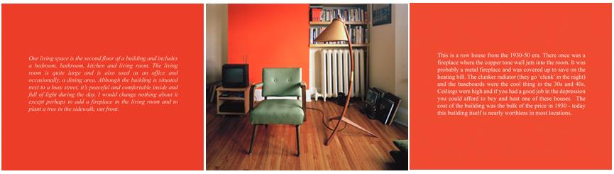 Orange wall copy