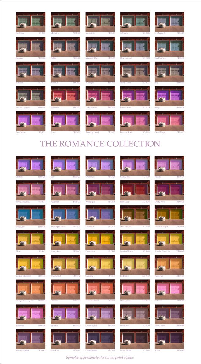 Romance big copy