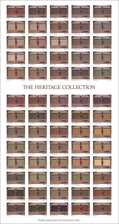 Heritage big copy